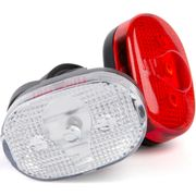 Lamp v+a led light led set wit / rood