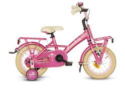 12.5 Loekie Prinses Ms Rn Pink Matte inclusief zijwieltjes