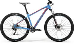 BIG NINE 300 METALLIC BLUE/RED XL