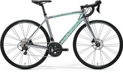 SCULTURA DISC 4000 JULIET ANTHRACITE/MINT GREEN S-