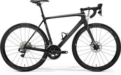 SCULTURA DISC 9000-E MATT BLACK/WHITE XL 59CM