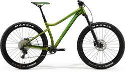BIG TRAIL 500 MATT OLIVE/NEON GREEN XL 21