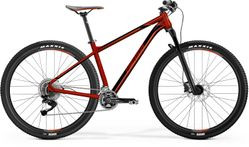 BIG NINE XT-EDITION SILK RED/SIGNAL RED/BLACK XL-