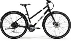 CROSSWAY URBAN 100 BLACK/WHITE XL 57CM LADIES
