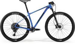 BIG NINE 800 MATT BLUE/BLACK L 19