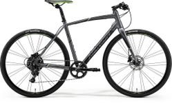 SPEEDER 300 SILK ANTHRACITE/BLACK S 50CM