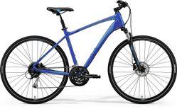 CROSSWAY 100 MATT BLUE/BLUE L 55CM