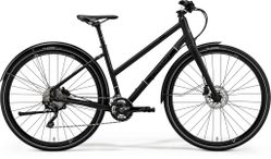 CROSSWAY URBAN XT-EDITION MATT BLACK/SHINY BLACK/G