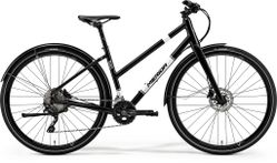CROSSWAY URBAN 500 BLACK/WHITE M 50CM LADIES