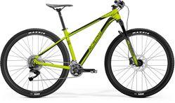 BIG NINE 500 GREEN/BLACK S 15