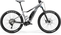 E-BIG TRAIL 800 MATT ANTHRACITE/BLACK M 44CM