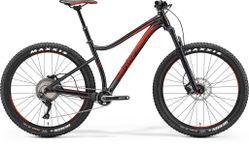 BIG TRAIL 700 BLACK/RED M