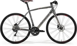 SPEEDER 900 ANTHRACITE/RED/GREY S-M 52CM