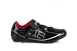 SPIUK SHOES 16R ROAD BLACK/WHITE