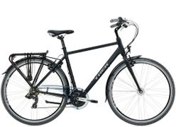 Daytona 21 Speed Men 50 Matte Trek Black