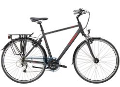 Trek T80 24 SPD BLX men 50 Matte Dnister Black