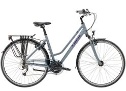 Trek T80 24 SPD BLX Midstep 50L Battleship Blue