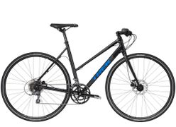 Trek ZEKTOR 2 STAGGER 53 Gloss & Matte Black Pearl