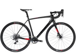 Trek Boone 7 Disc 54 Dnister Black/Viper Red