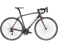 Trek Domane SL 5 60 Solid Charcoal/Viper Red