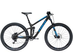 Fuel EX 7 29 18.5 Matte Trek Black/Gloss Waterloo
