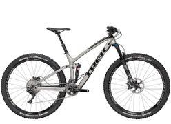 Fuel EX 9.8 29 15.5 Matte Trek Black/Solid Charcoa