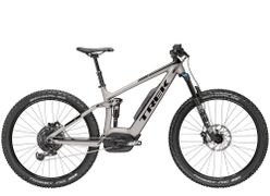 Trek Powerfly FS 9 17.5 Matte Metallic Gunmetal/Gloss T