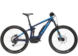 TREK POWERFLY FS 8 LT 17.5 BL-BL