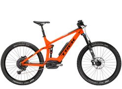 Powerfly FS 9 LT 18.5 Roarange/Trek Black