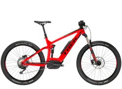 Powerfly FS 7 18.5 Viper Red/Trek Black