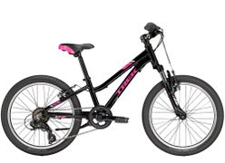 Precaliber 20 6SP Girls 20 Trek Black