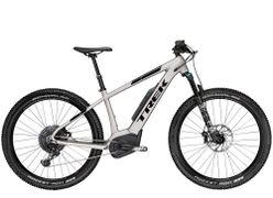 Trek Powerfly 9 27.5+ 19.5 Matte Metallic Gunmetal/Glos