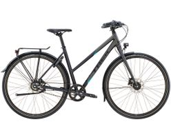 Trek L500 Stagger S Matte Black