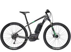 Trek Powerfly 4 21 Matte Dnister Black