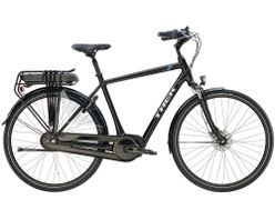 TREK LM1+ MEN XL BK 300WH