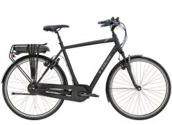 Trek LM2+ Men L Matte Black 400WH