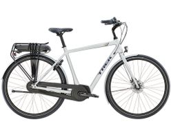 Trek UM1+ Men L Matte Quicksilver 500WH