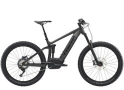 Trek Powerfly FS 7 EU 15.5 Matte Dnister Black
