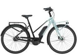 UM2+ Stagger M Gloss Trek Black and Nimbus Blue 30