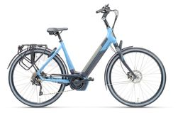 Sparta M10Ti SMART D61 BLUE/BLACK MATT 500Wh