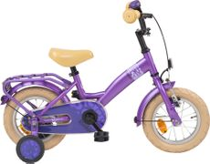 "LOEKIE X-PLORER 12"" GIRL PURPLE"