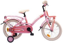 "LOEKIE PRINSES 16"" GIRL PINK"