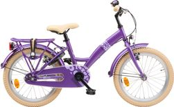 "LOEKIE X-PLORER 16"" GIRL PURPLE"