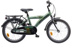 "LOEKIE X-PLORER 18"" BOY GREEN-MAT"