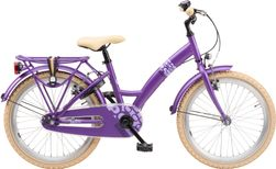 "LOEKIE X-PLORER 20"" GIRL PURPLE"