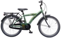 "LOEKIE X-PLORER 20"" BOY GREEN-MAT"