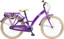 "LOEKIE X-PLORER 22"" GIRL PURPLE"