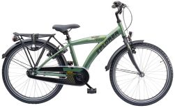 "LOEKIE X-PLORER 22"" BOY GREEN-MAT"