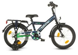 "16"" LOEKIE X-PLORER BOY BLUE/GREEN"