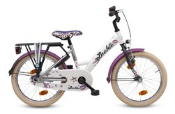 18 Loekie Superstar Girl Silverwhite/Purple